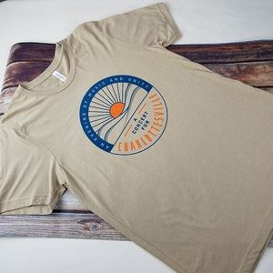 DMB 2017 Charlottesville Graphic Tee NEW L